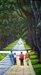 Obras de arte: America : Colombia : Antioquia : Medellín : Cicloruta