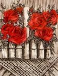 Obras de arte: Europa : Ucrania : Kiev : Kiev_ciudad : roses