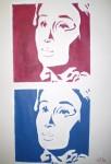 Obras de arte: America : Argentina : Buenos_Aires : ADROGUE : Stencils Tita
