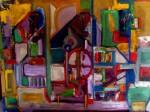 Obras de arte: America : Chile : Antofagasta : antofa :  hablan