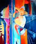 Obras de arte: Europa : Portugal : Lisboa : Sintra : Symbiose V