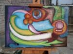 Obras de arte: America : México : Mexico_region : Chalco : RIQUEZA DEL ALMA