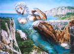 Obras de arte: America : Cuba : Ciudad_de_La_Habana : Playa : El Vuelo tras la Aurora