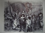 Obras de arte: America : Argentina : Buenos_Aires : Ciudad_de_Buenos_Aires : La Ronda Nocturna (Rembrandt)