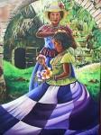 Obras de arte: America : Panamá : Colon-Panama : Barrio_Sur : Canitolendro.