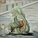 Obras de arte: Europa : España : Cantabria : Santander : soledad