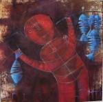 Obras de arte: America : México : Mexico_Distrito-Federal : Coyoacan : MAGIA DE NIÑO