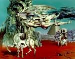 Obras de arte: America : Argentina : Cordoba : Rio_cuarto : El vuelo del hombre lunar hacia la octava abertura