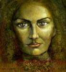 Obras de arte: America : Argentina : Cordoba : Rio_cuarto : El rostro de Gaya.