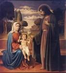 Obras de arte: America : Argentina : Cordoba : Rio_cuarto : La Sagrada Familia (detalle central)