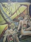 Obras de arte: Europa : España : Extremadura_Badajoz : badajoz_ciudad : EL KYBALIN IX