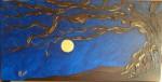 Obras de arte: Europa : España : Catalunya_Barcelona : Barcelona : Luna dorada