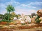 Obras de arte: Asia : Israel : Southern-Israel : Ashkelon : Old guard ...