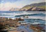 Obras de arte: Europa : España : Euskadi_Bizkaia : Bilbao : La costa en Bakio
