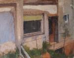 Obras de arte: Europa : Espa�a : Catalunya_Barcelona : Barcelona : Bajos de la casa abandonada