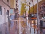 Obras de arte: Europa : España : Catalunya_Barcelona : Barcelona : El autobús