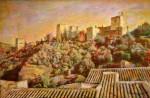 Obras de arte: Europa : España : Andalucía_Granada : Granada_ciudad : La Alhambra