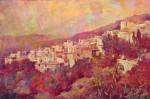 Obras de arte: Europa : España : Andalucía_Granada : Granada_ciudad : Soportújar