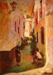 Obras de arte: Europa : España : Andalucía_Granada : Granada_ciudad : Güejar -Sierra