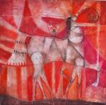 Obras de arte: America : México : Mexico_Distrito-Federal : Coyoacan : LA SERPENTINA
