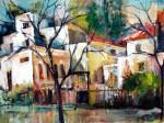 Obras de arte: America : Argentina : Cordoba : Cordoba_ciudad : casas unquillo
