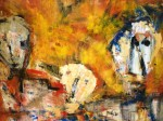 Obras de arte: America : Argentina : Cordoba : Cordoba_ciudad : caras y caretas
