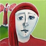 Obras de arte: Europa : Francia : Nord-Pas-de-Calais : LONGUENESSE : L'annonce à Marie 2