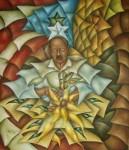 Obras de arte: America : México : Mexico_Distrito-Federal : Coyoacan : UN CORAZON DE POETA