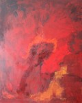 Obras de arte: America : Uruguay : Montevideo : Montevideo_ciudad : Tormenta de fuego