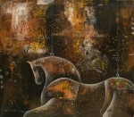 Obras de arte: America : Venezuela : Falcon : Punto_Fijo : Somnus ex Equus