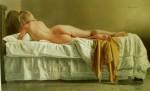 Obras de arte: America : Colombia : Atlantico : barranquilla : Desnudo I