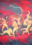 Obras de arte: America : México : Chihuahua : ciudad_juarez : INFIERNO DE DANTE