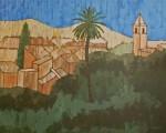 Obras de arte: Europa : España : Islas_Baleares : Ibiza : Biniaraix