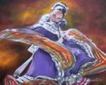 Obras de arte: America : México : Baja_California_Sur : lapaz : Al Son de la Negra