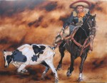 Obras de arte: America : México : Baja_California_Sur : lapaz : Una tarde complicada