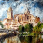 Obras de arte: Europa : España : Castilla_y_León_Salamanca : BéJAR : Sin titulo
