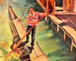 Obras de arte: Europa : España : Extrmadura_Cáceres : plasencia : El Gondolero
