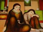 Obras de arte: America : Panamá : Veraguas : Santiago_de_Veraguas : MIRADAS