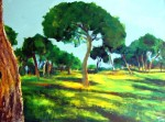 Obras de arte: Europa : España : Extrmadura_Cáceres : plasencia : Pinares de Garrovillas