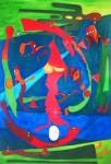 Obras de arte: America : Cuba : Ciudad_de_La_Habana : San_Miguel_del_Padrón : En el Monte