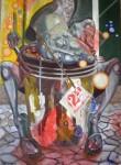 Obras de arte: America : México : Mexico_Distrito-Federal : Mexico_D_F : No es la muerte, sino su administracion