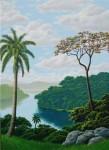Obras de arte: America : Costa_Rica : Cartago : Asís : Palmera y Golfo