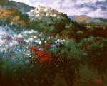 Obras de arte: Europa : España : Catalunya_Tarragona : torredembarra : FLORS BLANCAS