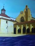 Obras de arte: Europa : España : Castilla_y_León_Burgos : Miranda_de_Ebro : San Francisco ( Palencia )