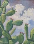 Obras de arte: America : México : Michoacan_de_Ocampo : Morelia : Gavilanes y Nopales
