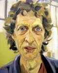Obras de arte: Europa : España : Madrid : Madrid_ciudad : El pintor Yigal Noach
