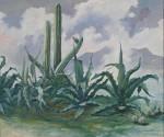 Obras de arte: America : México : Michoacan_de_Ocampo : Morelia : Magueyes