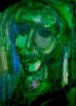 Obras de arte: America : Chile : Antofagasta : antofa : en verde