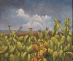 Obras de arte: America : México : Michoacan_de_Ocampo : Morelia : Panoramica de Morelia