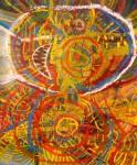 Obras de arte: America : Perú : Lima : chosica : Punchay